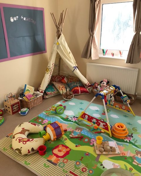 Nursery in Bath