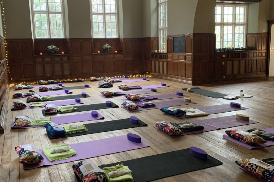 Yoga reatreats in Bath