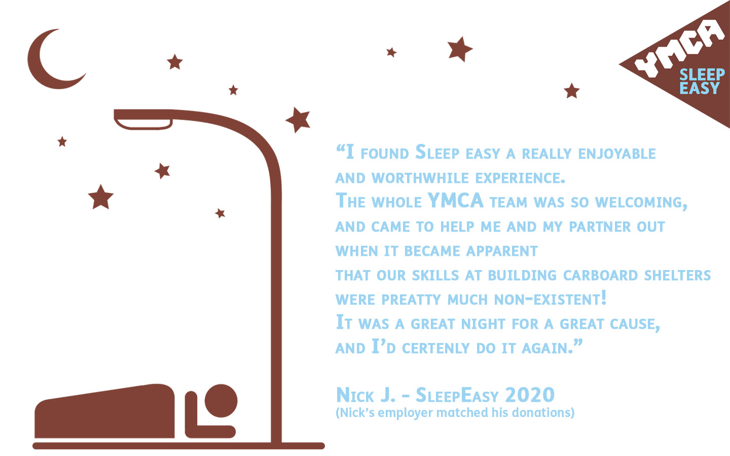Sleep Easy 2020 challenge